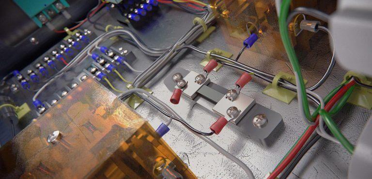 návrh elektrických systémů